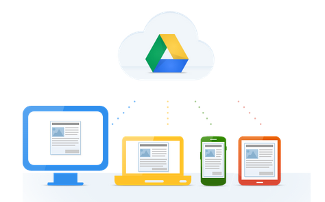 облачное хранилище Гугл Диск