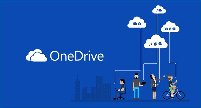 OneDrive облачное хранилище