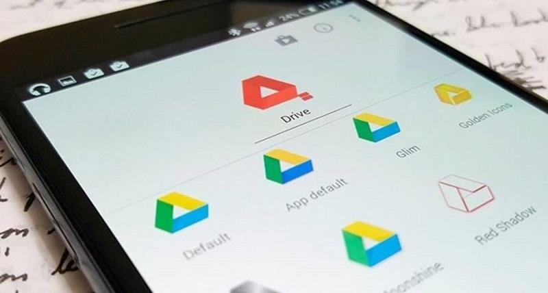 Основы Гугл Диск