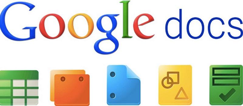 Поддерживаемые файлы Гугл Диск