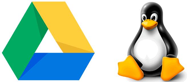 Подключение Google Drive в Linux