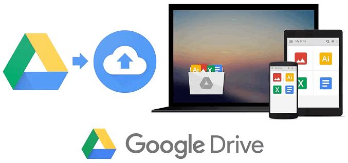 Возможности сервиса Google Drive